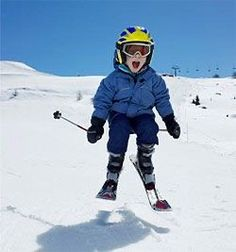 Ski And Snowboard, Snowboarding, La With Kids, Go Skiing, Kids Skis, Ski Jumping, Winter Activities, Cute Kids, Kids Outfits