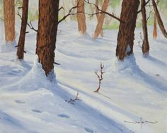 How to paint snow in oil/acrylics. 2 hour live recorded class replay available for purchase at $14, included is a pdf manual. learn the secrets to painting snow and add interest in your painting. This is a step by step video lesson and suitable for beginner to advanced artists. Art, painting, oil, acrylic, lesson, snow, white, trees