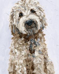 dog paintings easy acrylic \ dog paintings ` dog paintings easy ` dog paintings acrylic ` dog paintings on canvas ` dog paintings easy canvas ` dog paintings watercolor ` dog paintings easy acrylic ` dog paintings diy Dog Paintings, Easy Paintings, Cool Art Drawings, Animal Drawings, White Labradoodle, Portrait Acrylic, Easy Animals, Black And White Drawing, Easy Watercolor