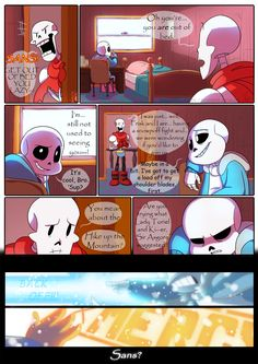Undertale: Tales of Forgotten PastsPrologue Page [01]If you can't read the dialogue (it is small in some parts) open the image in a new window.The first bit of this story will be in comic form, and then until the conclusion it will be split between comics and one-shot fictions with illustrations by myself and Serina. Also, strange details you'll notice in Sans's room (including light coming from outside) will be explained eventually