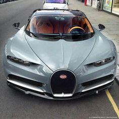from @onlychirons -  Grey Chiron  Photo by @corentin.spot #Bugatti #Chiron #OnlyChirons #pin ##twitter - #regrann