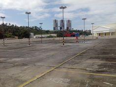 Por que ninguém estaciona aqui?