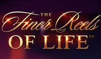 #TheFinerReels  Choose the Finer Reels of Life Slot if you want to increase your bankroll while playing an exciting game. You are sure to win #prizes that will allow you to enjoy the finer things in #life!
