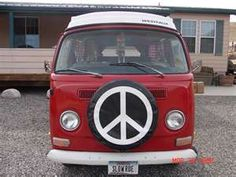 70's VW... love this