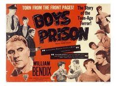 Movie Poster - 1950's