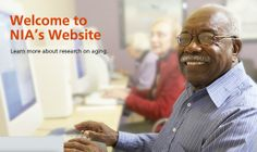 Welcome to NIA's Website: Learn more about research on aging Society of Arizona How To Protect Yourself, Improve Yourself, Healthy Aging, Physical Activities, Welcome, Health And Wellness, Arizona, Website, Learning
