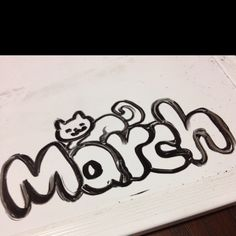 March Cat