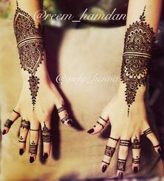 simply gorgeous henna