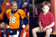Childhood Photos Of Super Bowl XLVIII Players
