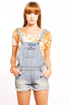 Pop Couture - Jalila Denim Dungarees, £16.00 (http://www.popcouture.co.uk/clothing/playsuits-jumpsuits/jalila-denim-dungarees/)