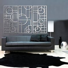 Delicieux Art Deco Is Hot And Our Empire Deco Wall Stencil Design Is No Exception.  Get The Classic Sophistication Of The Glamorous Era With Our Latest Deco U2026