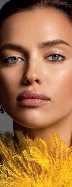 Irina Shayk for Glamour Russia October 2016 l Ria