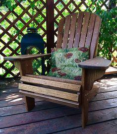 WEBSTA @ adirondack.com.ru - Кресло Adirondack classic очень удобное. Сделано из дуба. #дача #отдых #лето#ландшафт #отдыхаем #креслоадирондак#мебельдляулицы #уличнаямебель #кресло #декорсада#мебельсадовая#дляулицы#кресло_adirondack#adirondackchairs #relax #outdoor #outdoorfurniture #handcrafted