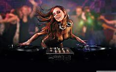 DJ HD desktop wallpaper : High Definition : Fullscreen : Mobile