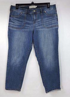 Torrid EX-Boyfriend Women Jeans Size 16 #Torrid #ExBoyfriend