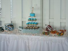 Cake and candy...yes please!