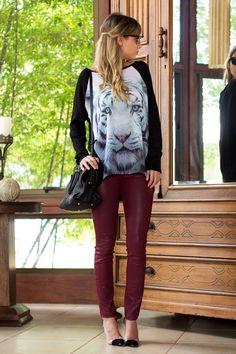 Look – Tiger