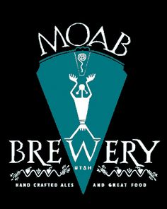 Moab brewery in Moab, Utah: The best burgers and rootbeer in town!  Huge portions, great food, lots of vegetarian options.  We love heading over after a long day on the trail.