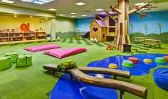Indoor Playground, Snack Cafe, and Salon for Kids at NEST in Philadelphia