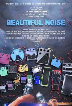 シューゲイザー・ドキュメンタリー『Beautiful Noise』がついに完成、<シアトル国際映画祭>にて初演決定 - amass