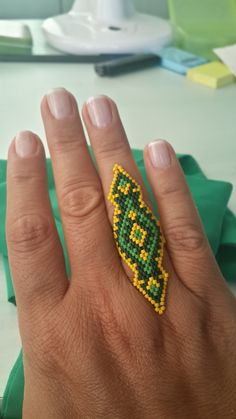 Miyuki ring