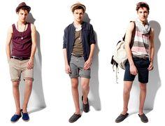 hombres con shorts - Buscar con Google