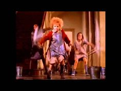 """It's a Hard Knock Life"" Annie. Normally I prefer the Broadway version over the movie but this is a tribute to my elementary years."