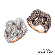 """Anillos """"Tango"""" - Pomellato - El Palacio de Hierro"""