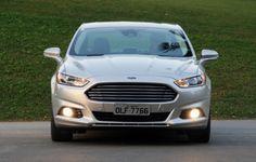 Ford Fusion Hybrid 2014 Photos