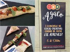 Presentación bases del I Concurso de Coques Creatives Ciutat de Oliva