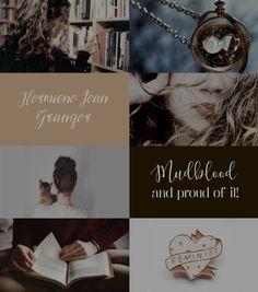 HP Aesthetics: Hermione Granger