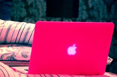 i have wanting a pink macbook cover for years hopefully i will get lucky this year,2013.