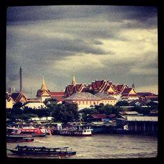 Royal Palace. Bangkok
