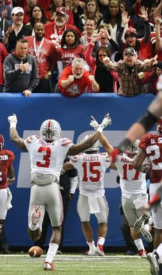 Ohio State football knocks out Alabama, SEC, knocks down door in new era of College Football Playoff | cleveland.com