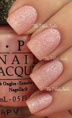 OPI - Pussy the name lol. Really like this polish -  #nails #nail art #nail #nail polish #nail stickers #nail art designs #gel nails #pedicure #nail designs #nails art #fake nails #artificial nails #acrylic nails #manicure #nail shop #beautiful nails #nail salon #uv gel #nail file #nail varnish #nail products #nail accessories #nail stamping #nail glue #nails 2016