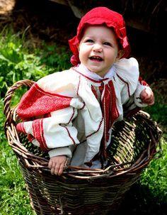 happy romanian baby!