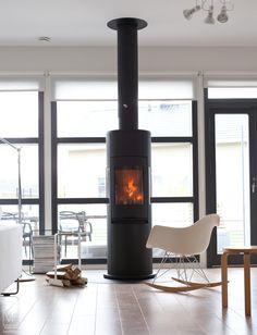 Mini Wood Stove, Home Projects, Villa, Home Appliances, Cottage, Living Room, Black Fire, Decoration, Home Decor