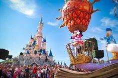 Disneyland Park Marne-la-Vallee / FRANSA