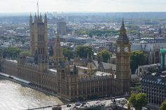 The London Eye, London, England