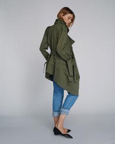 Allister Trench Coat