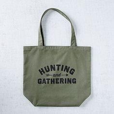 Perfect bag for farmers market!! Market Tote Bag - Hunter Gather #westelm