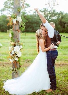 I want a wedding picture like this!