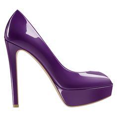 LOVE!! Miss Dior Purple Pump by Dior