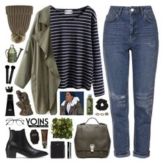 """""""Yoins 10"""" by novalikarida ❤ liked on Polyvore featuring Topshop, Rodin, Proenza Schouler, Forever 21, Casio, Alexander McQueen, Edward Bess, Witchery, The Elephant Family and Givenchy"""