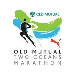 The home page for the Two Oceans Marathon in Cape town, South Africa