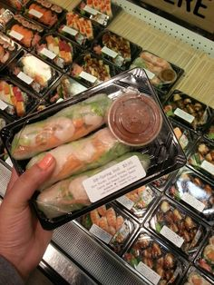 Spring rolls, Appetizers and Spring on Pinterest