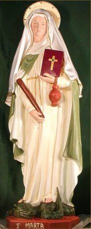 Saint Martha thank you for your many blessings always