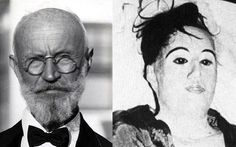 Carl Tanzler & Elena Hoyos. Carl was a radiologist who met Elena in 1930 before she was diagnosed with tuberculosis. He became infatuated with the pretty young Cuban & attempted to cure her. Alas, she died a year later. Proving that love has no bounds, Carl stole her corpse after her burial & brought her to his home. He attached the rotting body together with wire, silk, wax & plaster and kept her in his bed... for 7 years. Carl would administer his sweet loving via a strategically placed…