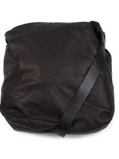 Ann Demeulemeester Slouchy Shoulder Bag