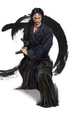 ArtStation - Musashi, kim tae hyun